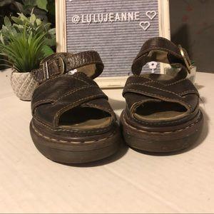Doc Martens 90's Vintage Sandals.